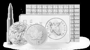 silver in Canada